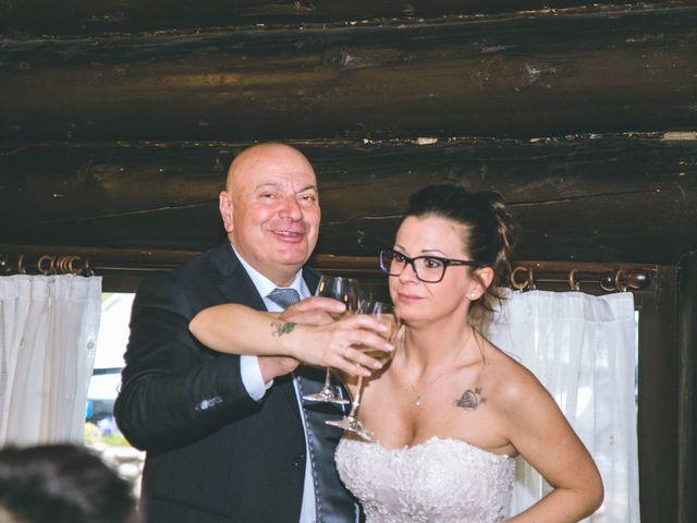 Il matrimonio di Fabio e Stefania a Legnano, Milano 146