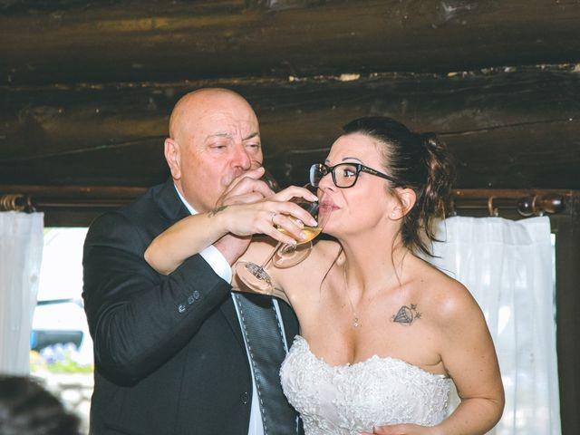 Il matrimonio di Fabio e Stefania a Legnano, Milano 147