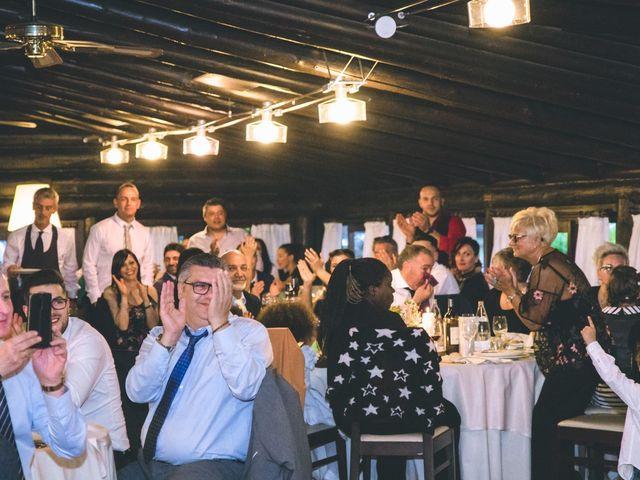 Il matrimonio di Fabio e Stefania a Legnano, Milano 170