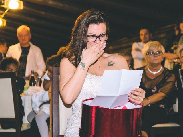 Il matrimonio di Fabio e Stefania a Legnano, Milano 207