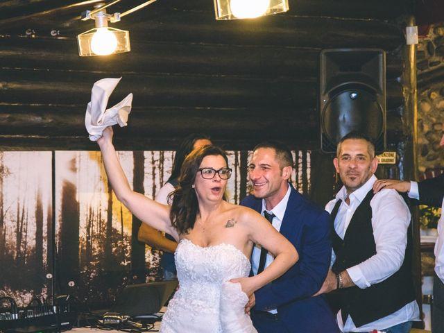 Il matrimonio di Fabio e Stefania a Legnano, Milano 234