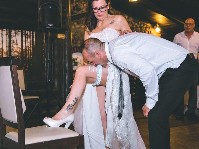 Il matrimonio di Fabio e Stefania a Legnano, Milano 239