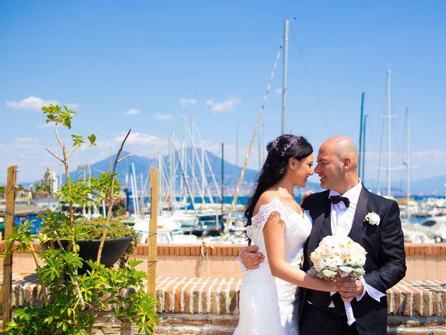 Il matrimonio di Mario e Emma a Napoli, Napoli 32