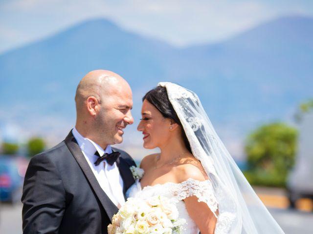 Il matrimonio di Mario e Emma a Napoli, Napoli 33