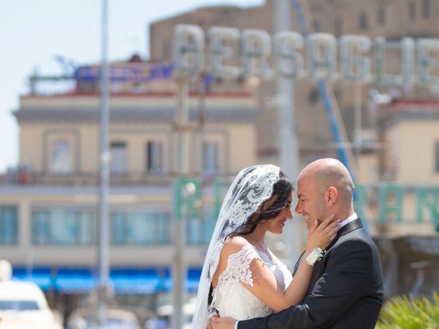 Il matrimonio di Mario e Emma a Napoli, Napoli 35