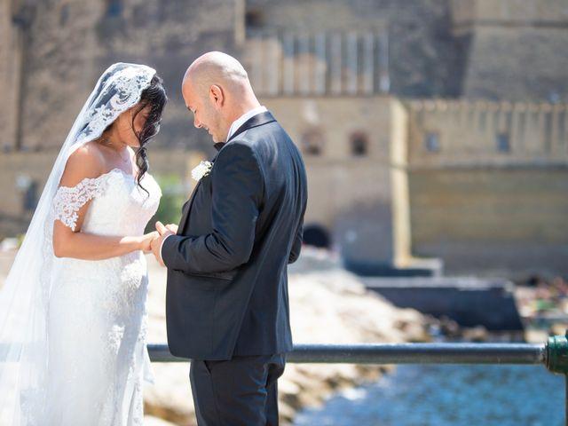 Il matrimonio di Mario e Emma a Napoli, Napoli 38