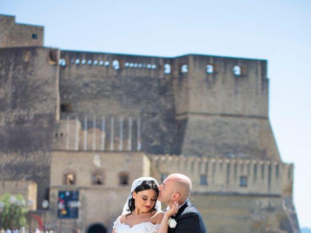 Il matrimonio di Mario e Emma a Napoli, Napoli 39