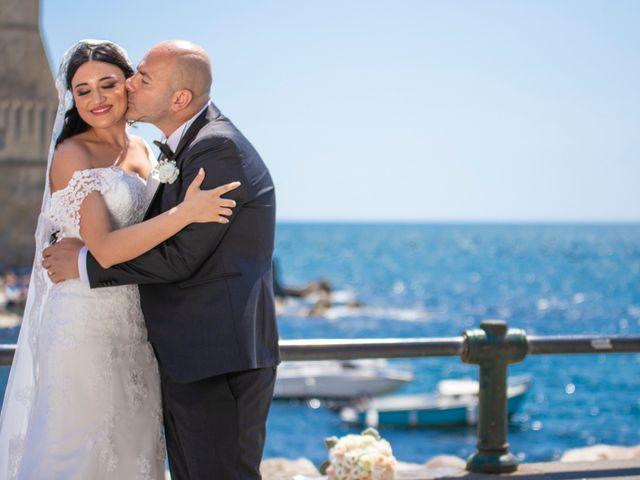 Il matrimonio di Mario e Emma a Napoli, Napoli 40