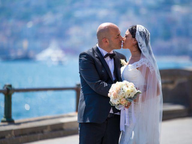 Il matrimonio di Mario e Emma a Napoli, Napoli 41