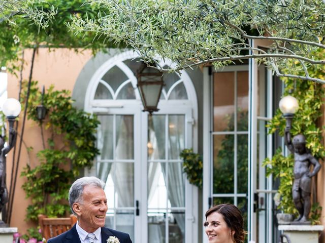 Il matrimonio di Jorge e Katia a Ravello, Salerno 20