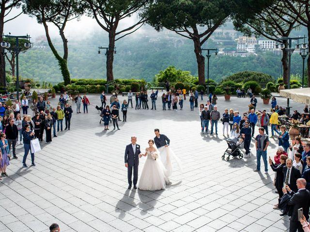 Il matrimonio di Jorge e Katia a Ravello, Salerno 22