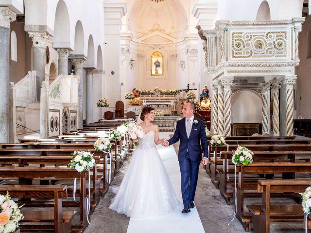 Il matrimonio di Jorge e Katia a Ravello, Salerno 28