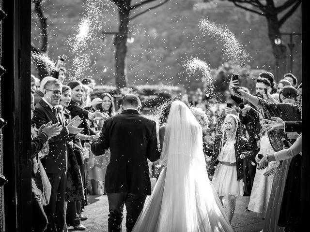Il matrimonio di Jorge e Katia a Ravello, Salerno 29