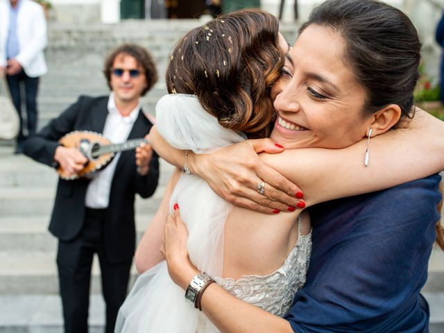 Il matrimonio di Jorge e Katia a Ravello, Salerno 31