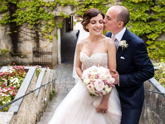 Il matrimonio di Jorge e Katia a Ravello, Salerno 33