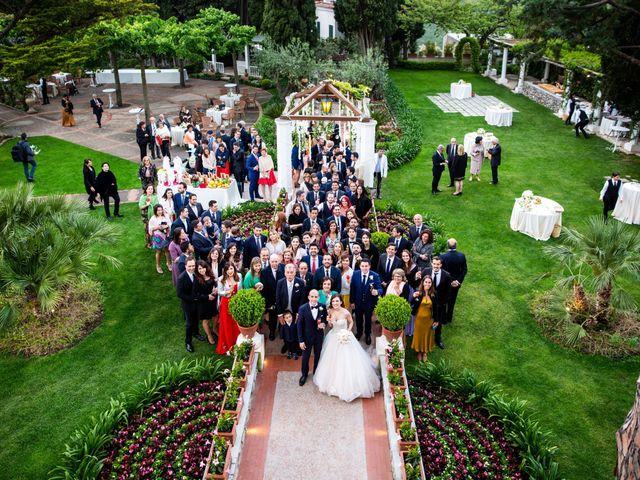 Il matrimonio di Jorge e Katia a Ravello, Salerno 35