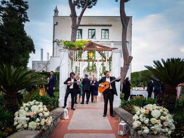 Il matrimonio di Jorge e Katia a Ravello, Salerno 36