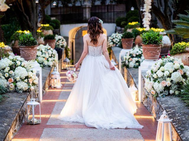 Il matrimonio di Jorge e Katia a Ravello, Salerno 38