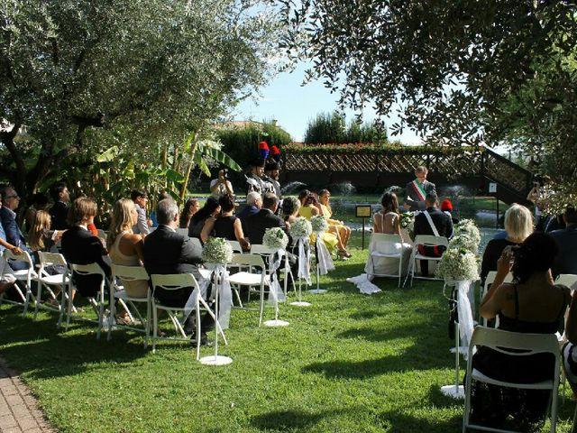 Il matrimonio di Emilio e Carla a Pescantina, Verona 12