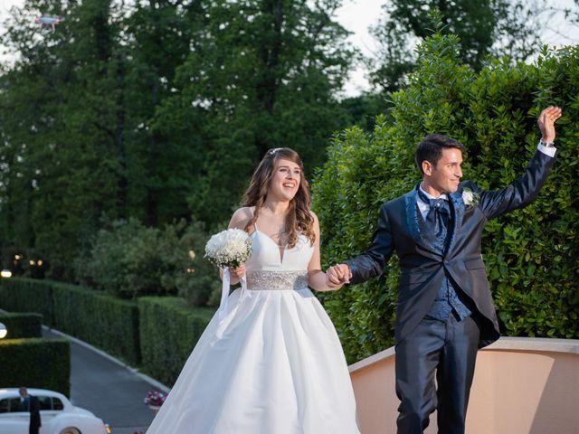 Le nozze di Danila e Stefano