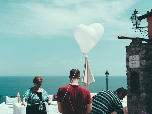 Il matrimonio di Paolo e Vali a Noli, Savona 10