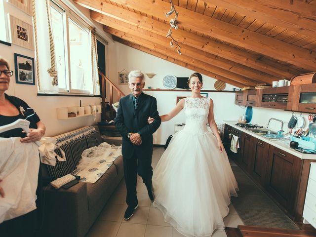 Il matrimonio di Paolo e Vali a Noli, Savona 32