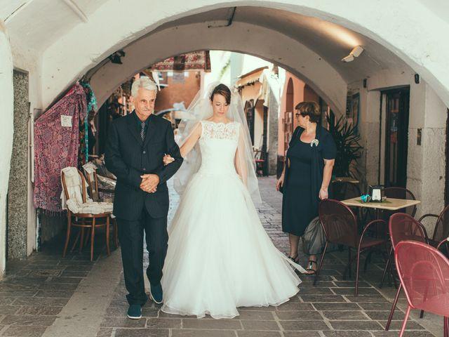 Il matrimonio di Paolo e Vali a Noli, Savona 37