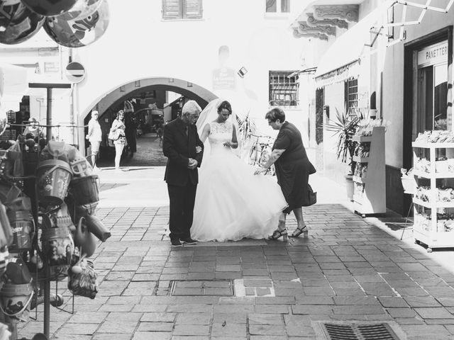 Il matrimonio di Paolo e Vali a Noli, Savona 38