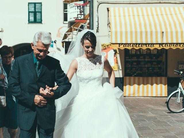 Il matrimonio di Paolo e Vali a Noli, Savona 39