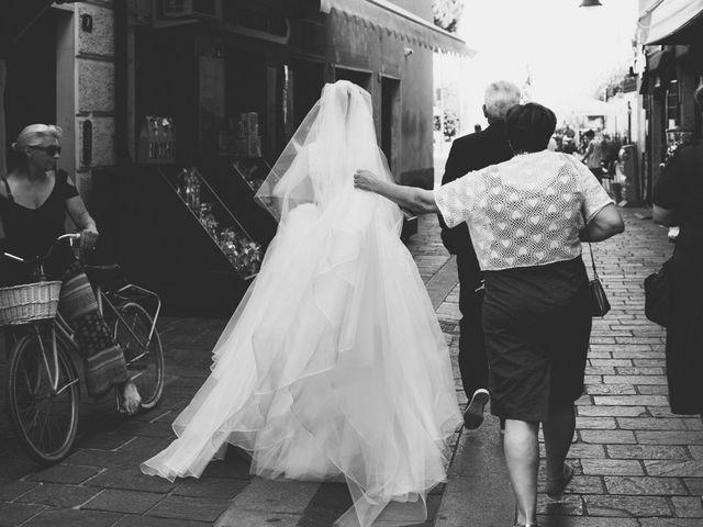 Il matrimonio di Paolo e Vali a Noli, Savona 40