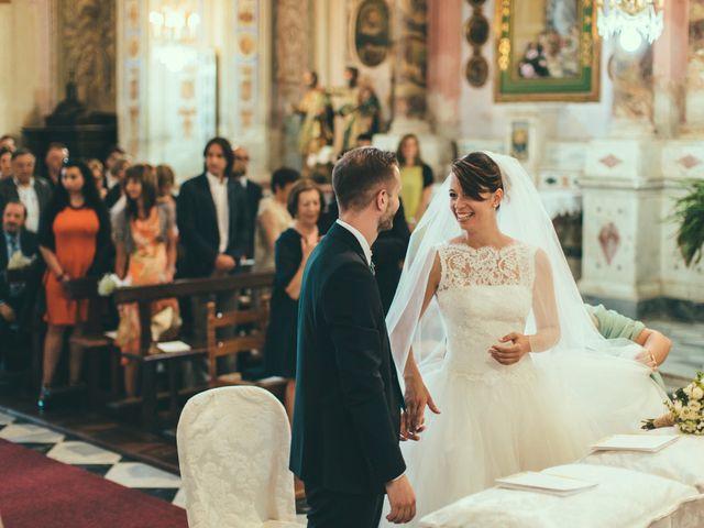 Il matrimonio di Paolo e Vali a Noli, Savona 45
