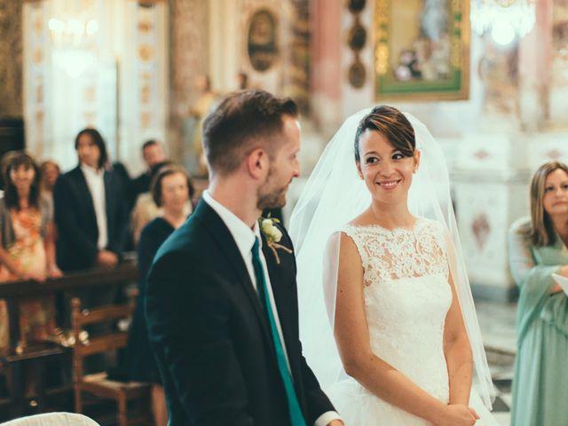 Il matrimonio di Paolo e Vali a Noli, Savona 47