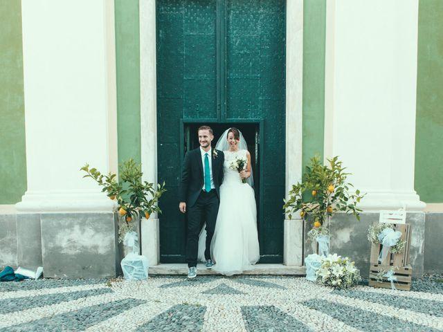 Il matrimonio di Paolo e Vali a Noli, Savona 1