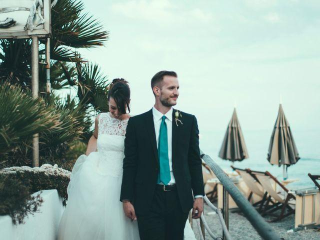 Il matrimonio di Paolo e Vali a Noli, Savona 65