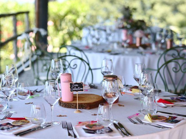 Il matrimonio di Clayton e Lara a Laveno-Mombello, Varese 2