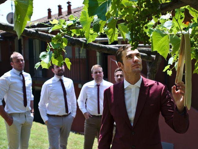 Il matrimonio di Clayton e Lara a Laveno-Mombello, Varese 12