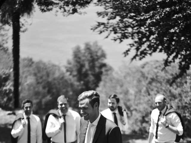 Il matrimonio di Clayton e Lara a Laveno-Mombello, Varese 17