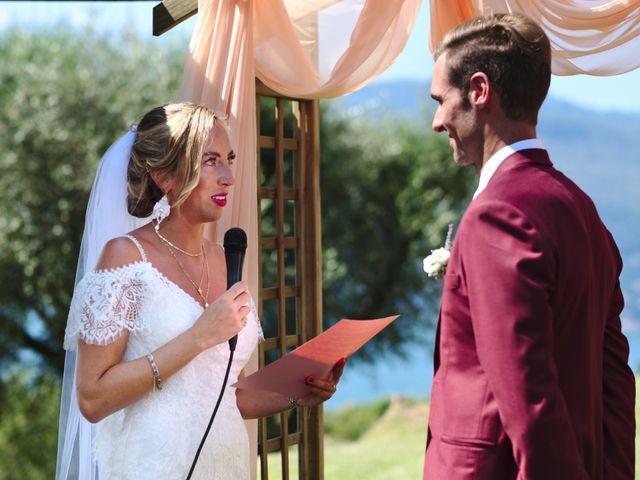Il matrimonio di Clayton e Lara a Laveno-Mombello, Varese 35
