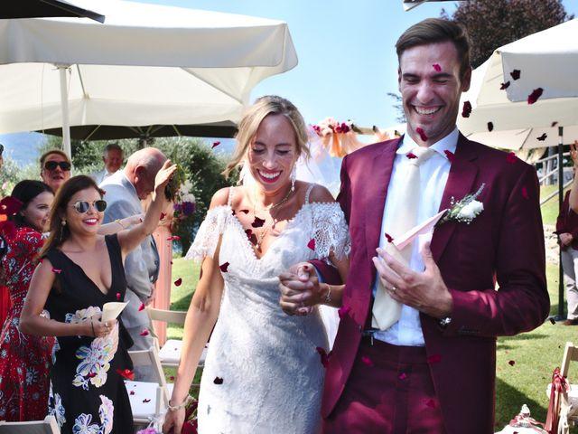 Il matrimonio di Clayton e Lara a Laveno-Mombello, Varese 40