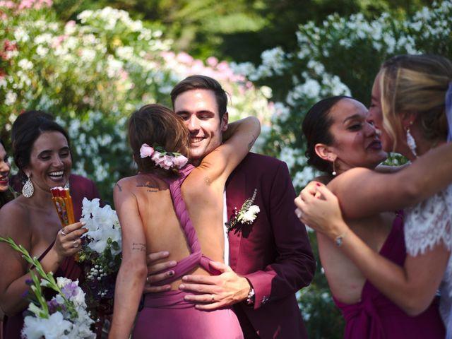 Il matrimonio di Clayton e Lara a Laveno-Mombello, Varese 41
