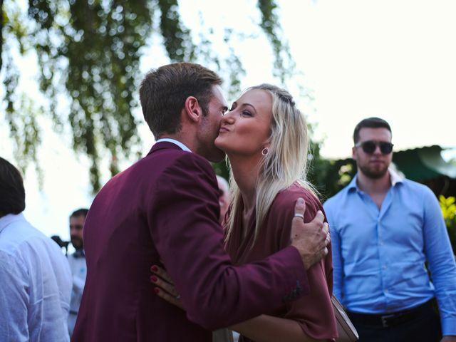 Il matrimonio di Clayton e Lara a Laveno-Mombello, Varese 42