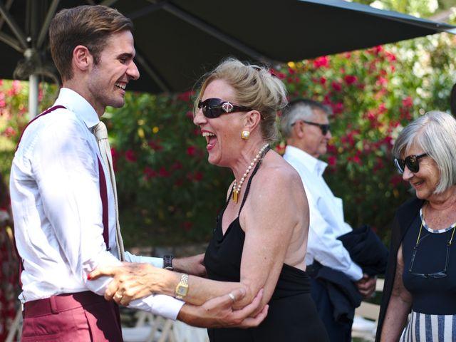 Il matrimonio di Clayton e Lara a Laveno-Mombello, Varese 48