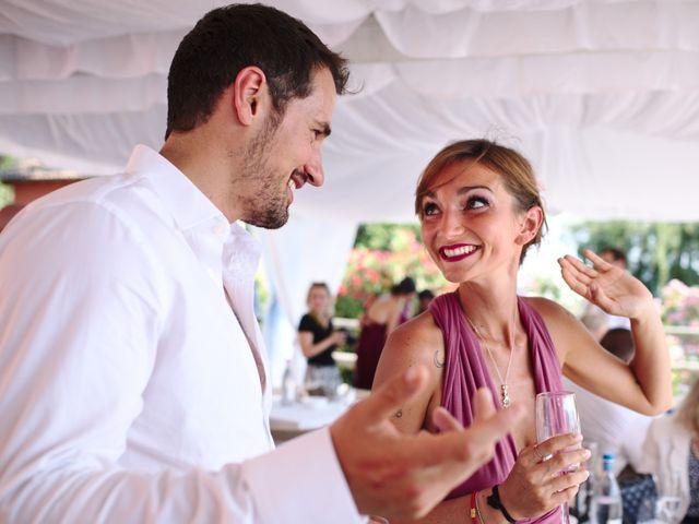 Il matrimonio di Clayton e Lara a Laveno-Mombello, Varese 50