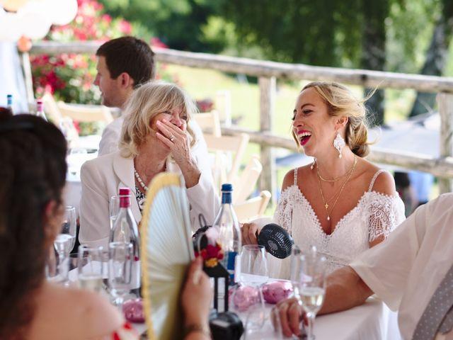 Il matrimonio di Clayton e Lara a Laveno-Mombello, Varese 52