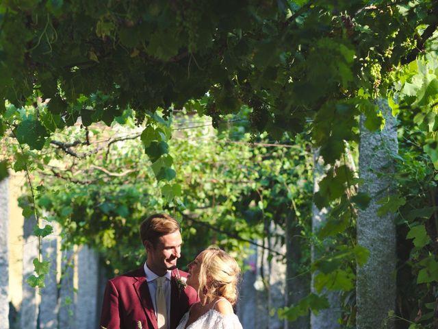 Il matrimonio di Clayton e Lara a Laveno-Mombello, Varese 57