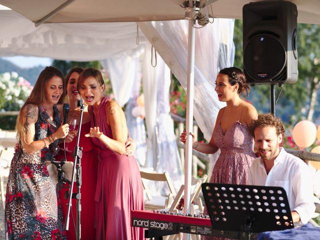 Il matrimonio di Clayton e Lara a Laveno-Mombello, Varese 61