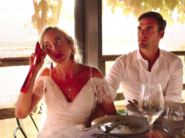 Il matrimonio di Clayton e Lara a Laveno-Mombello, Varese 66