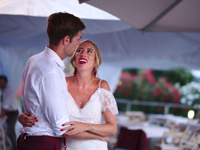 Il matrimonio di Clayton e Lara a Laveno-Mombello, Varese 78