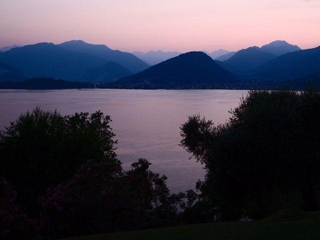 Il matrimonio di Clayton e Lara a Laveno-Mombello, Varese 79