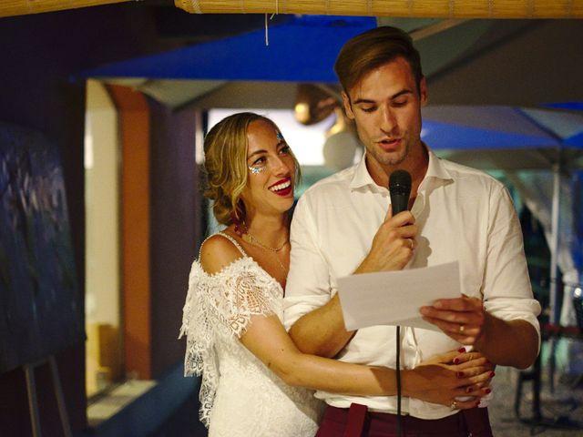 Il matrimonio di Clayton e Lara a Laveno-Mombello, Varese 83